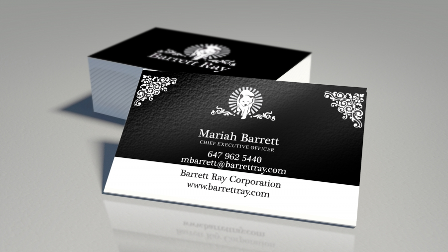 3Free Business Card Mock